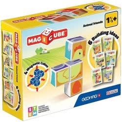 Geomag Magicube Animal Friends PF.331.132.00 871772001324