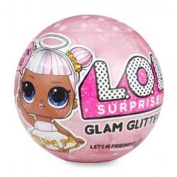 GIOCHI PREZIOSI L.O.L. Surprise - Κούκλα Glam Glitter, Εκπληξομπαλίτσα LLU33000 LLU49000 8056379063995