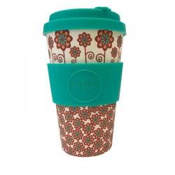 ecoffee cup Ecoffee Ποτήρι Bamboo με καπάκι 400ml Stockholm 600122 5060136005046
