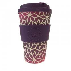 ecoffee cup Ecoffee Ποτήρι Bamboo με καπάκι 400ml Stargrape 600131 5060136005282