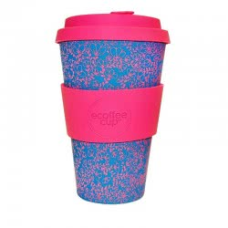 ecoffee cup Ecoffee Ποτήρι Bamboo με καπάκι 400ml Miscoso Dolce 600147 5060136005879