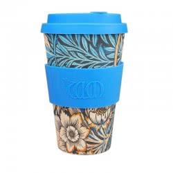 ecoffee cup Ecoffee Ποτήρι Bamboo με καπάκι 400ml Lily 600504 5060136005350