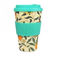 ecoffee cup Ecoffee Ποτήρι Bamboo με καπάκι 400ml Pomme 600506 5060136005374