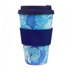 ecoffee cup Ecoffee Ποτήρι Bamboo με καπάκι 400ml Acanthus 600507 5060136005404