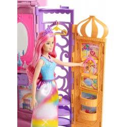 Mattel Barbie Dreamtopia Doll And Castle FRB15 887961620344