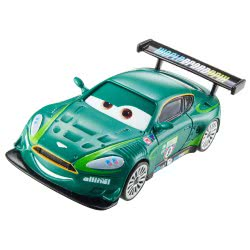 Mattel Disney/Pixar Cars 3 Nigel Gearsley Die-Cast DXV29 / FLM25 887961562095