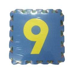 Toys-shop D.I Παζλ Δαπέδου EVA 10 τεμάχια floor mat JZ053325 6990718533256