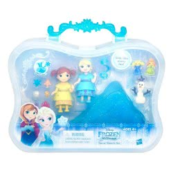 Hasbro Disney Frozen Small Doll Story Moments Asst - 2 Σχέδια B5191 5010994937270