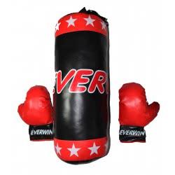 Toys-shop D.I Boxing set with 2 gloves JS056614 6990718566148