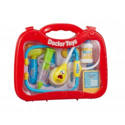 Toys-shop D.I Doctor Tool Set with IC and Lights include batteries JU038156 6990718381567