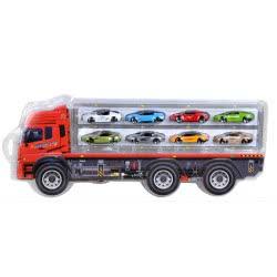 Toys-shop D.I 8 cars Allou Friction JI041008 6990718410083