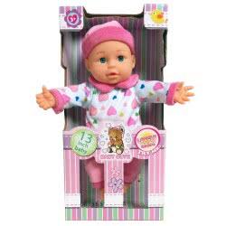 Toys-shop D.I Baby Cute Doll 33 Cm JO085069 6990718850698