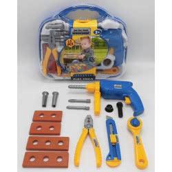 Toys-shop D.I Βαλιτσάκι Σετ Με 15 Εργαλεία JU041313 6990718413138