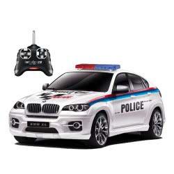 Toys-shop D.I Τηλεκατευθυνόμενο 1:24 BMW X6 JF058308 6990718583084