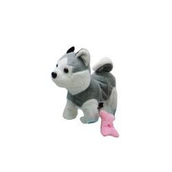 Toys-shop D.I Σκυλάκι Που Περπατάει Με Ήχους JB054738 6990718547383