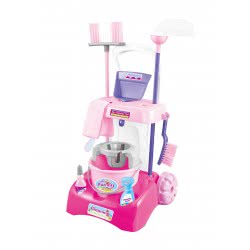 Toys-shop D.I Trolley Καθαρισμού JU039346 6990718393461