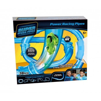 Toys-shop D.I Power Racing Tubes (set 38 pcs) JF061474 6990718614740