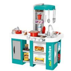 Toys-shop D.I Κουζίνα μεγάλη Chef JU039306 6990718393065