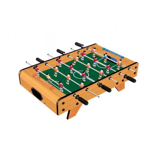 Toys-shop D.I Ποδοσφαιράκι Ξύλινο Με 6 Σειρές Football Table JS056571 6990718565714
