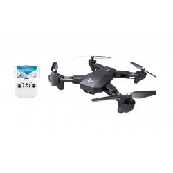 Toys-shop D.I Drone Quadcopter 2.4G With Aurora 720P 0.5MP WIFI Camera And Air Pressure Altitude Holding And Foldable JF059486 6