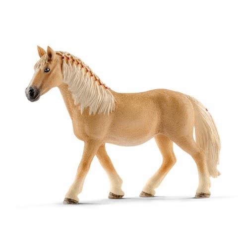 Schleich Horse Club Φοράδα Halflinger 13812 4055744007095