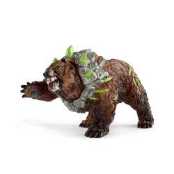 Schleich Eldrador Cave Bear 42454 4055744021008