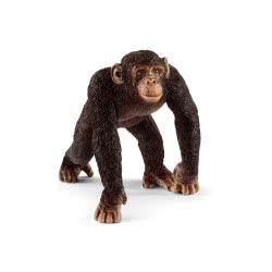 Schleich Wild Life Chimpanzee Male 14817 4055744020856