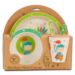OEM Bamboo Fibre Launch Set Knight, Green 640983 6033950640983