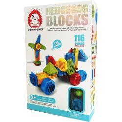 OEM Hedgehog Blocks Σφηνώματα Κατασκευές 116 Τεμ. 737256 5022849737256