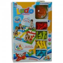 OEM Ludo Giant Game, 60 x 50 cm 743493 5022849743493
