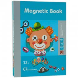 OEM Magnetic Book Μαγνητάκια Puzzle Φάτσες 79 Τεμ. 743608 5022849743608