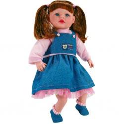 OEM My Little Doll With Jean Dress, Speaks Greek G15-LP2401 5555552401157