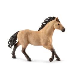 Schleich Horse Club Quarter Horse Stallion 13853 4055744026348