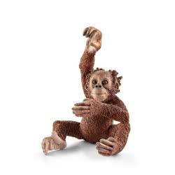 Schleich Wild Life Young Orangutan 14776 4055744012686