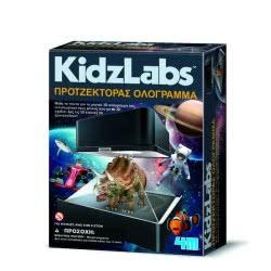 4M Kidzlabs Hologram Projector 3394 4893156033949