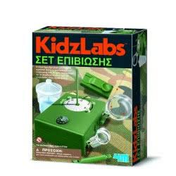 4M Kidzlabs Survival Science Kit 4Μ0471 4893156033956