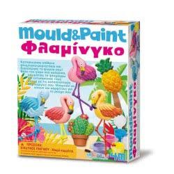 4M Mould And Paint Flamingo 4736 4893156047366