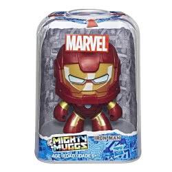 Hasbro Marvel Mighty Muggs Iron Man No.13 E2122 / E2203 5010993495580