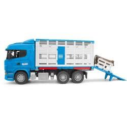 bruder Scania R-Series Highline R620 Transportation Truck BR003549 4001702035495