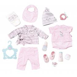 Zapf Creation Baby Annabell Deluxe Special Care With 13 Accessories ZF700181 4001167700181
