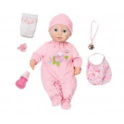 Zapf Creation Baby Born Annabell Διαδραστική Κούκλα Με Αξεσουάρ 43Εκ. ZF794401 4001167794401