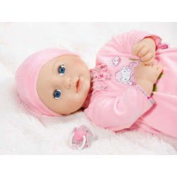 Zapf Creation Baby Born Annabell Doll With Accessory 43 Cm ZF794401 4001167794401