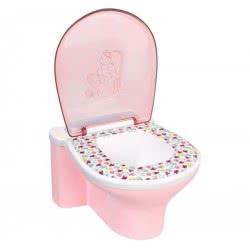 Zapf Creation Baby Born Funny Toilet ZF823903 4001167823903