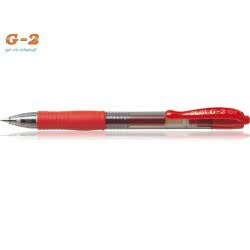 PILOT Στυλό G-2 0.7 Κόκκινο BL-G2-7R 4902505163173