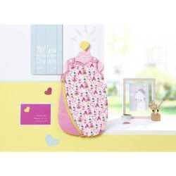 Zapf Creation Baby Born Sleeping Bag ZF824450 4001167824450