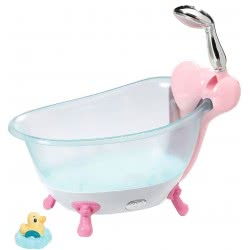 Zapf Creation Baby Born Μπανιέρα Με Αξεσουάρ ZF824610 4001167824610