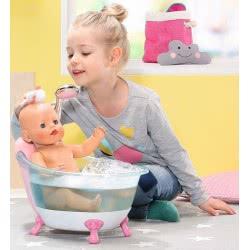 Zapf Creation Baby Born Bathtub With Accessories ZF824610 4001167824610