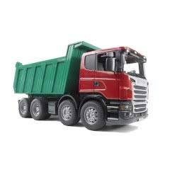 bruder Scania R-Series Tipper Truck BR003550 4001702035501