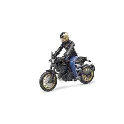 bruder Ducati Μηχανή Πίστας Με Αναβάτη BR063050 4001702630508