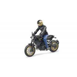 bruder Ducati Racer With Driver BR063050 4001702630508
